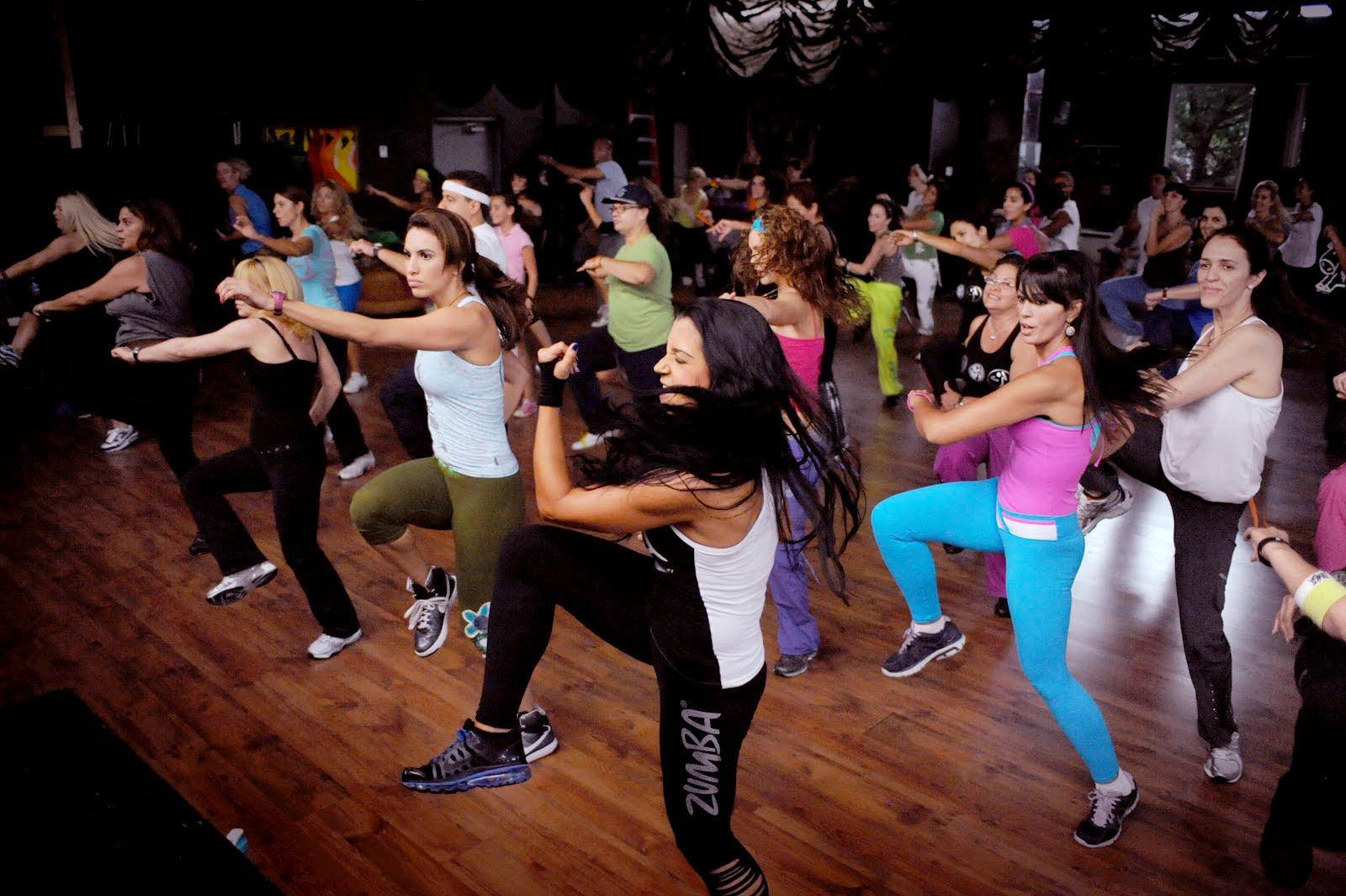 Bailar y perder peso