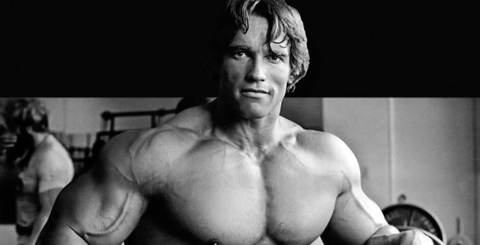 Rutina de pesas de Arnold
